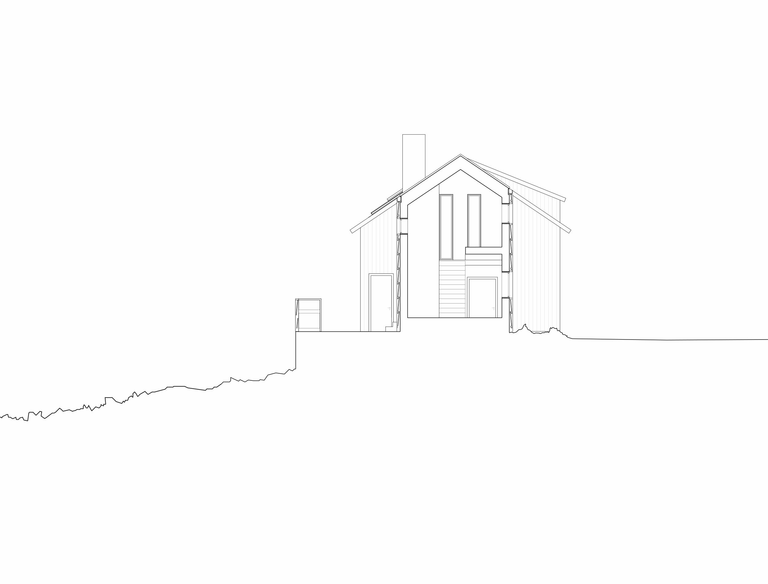 Forunderlig Arkitektur - 1601 - Tverrsnitt