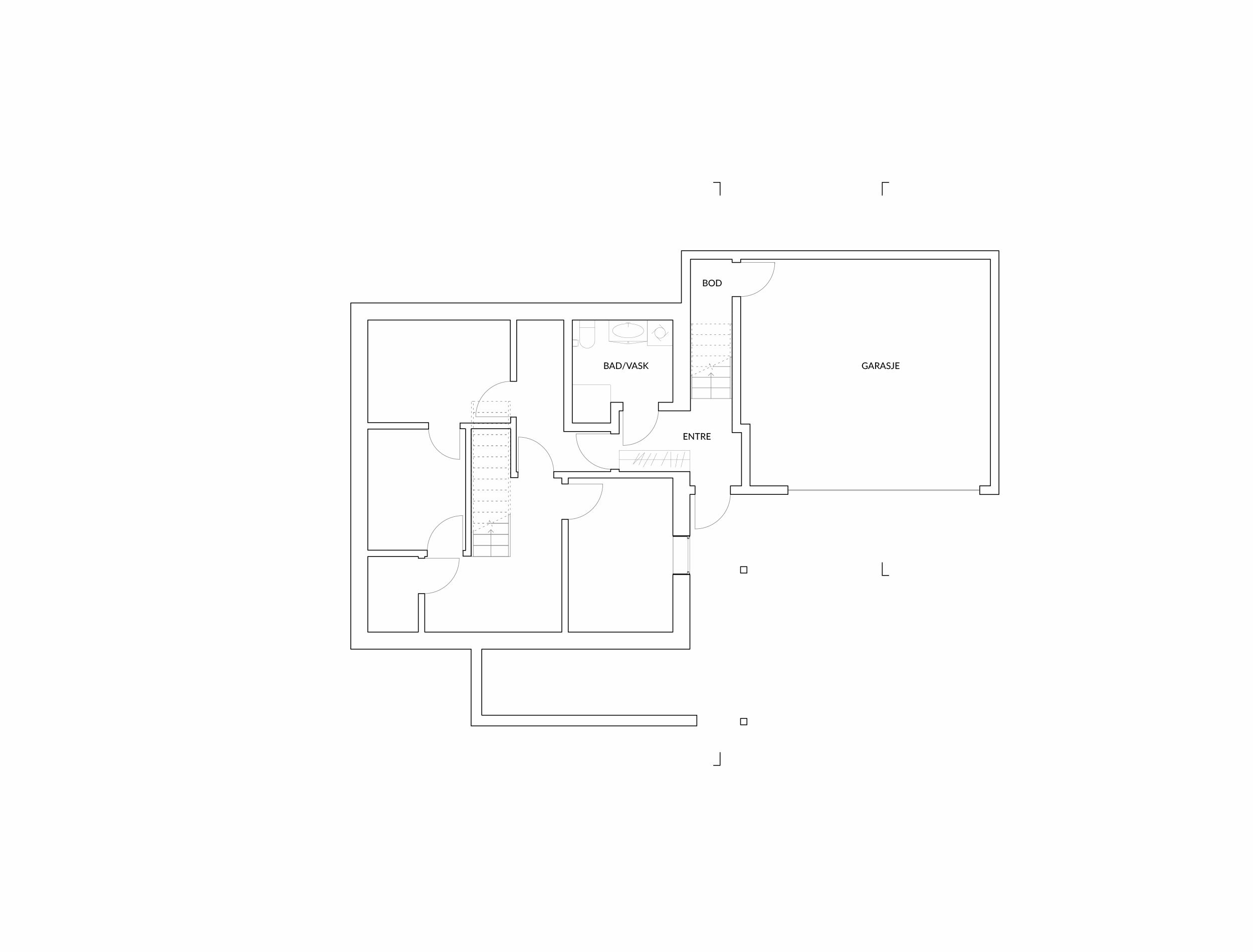 Forunderlig Arkitektur - 1603 - Plan 01