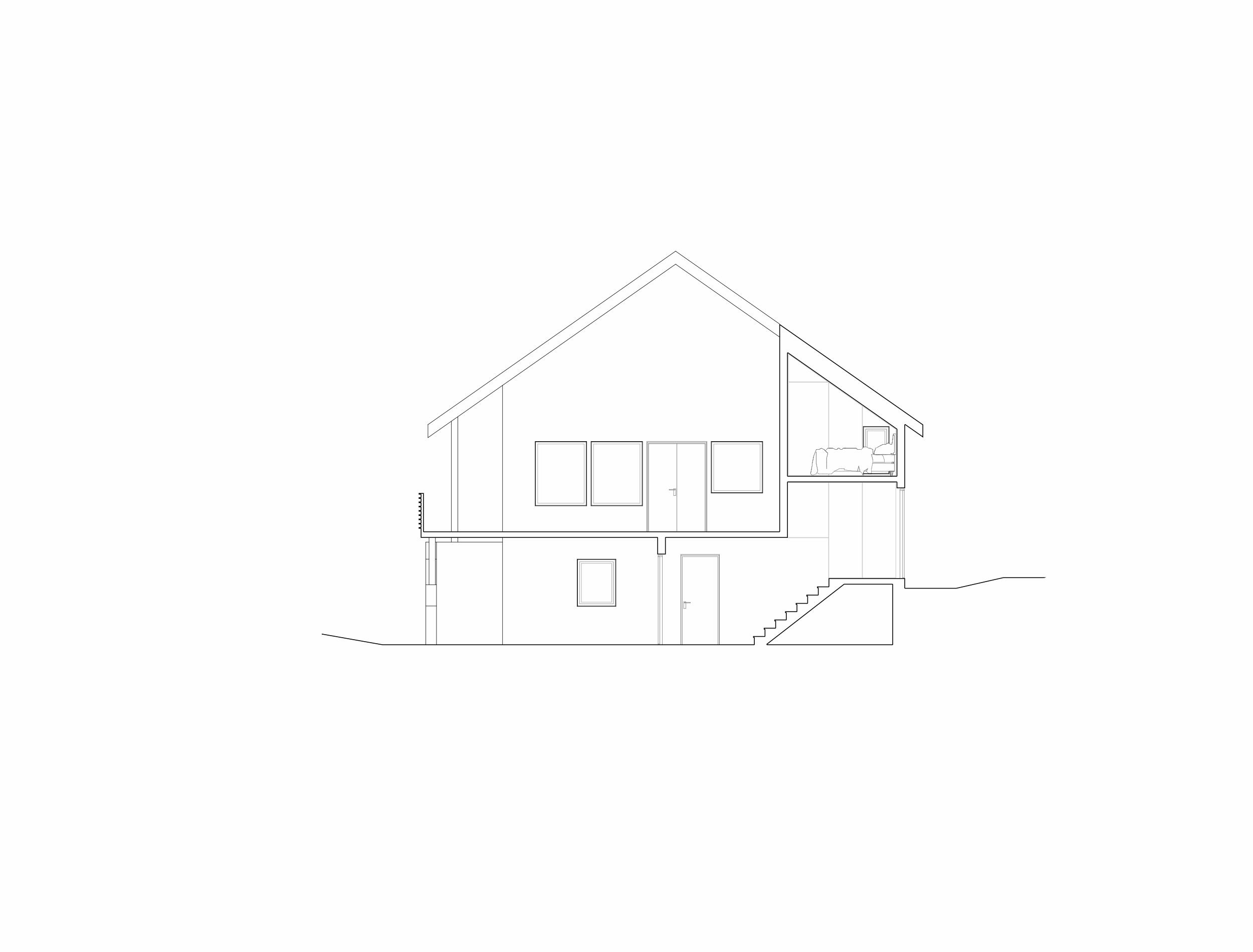 Forunderlig Arkitektur - 1603 - Snitt 02